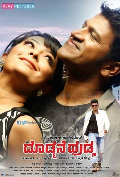 Doddmane Hudga 2020 Hindi Dubbed 720p HDRip 800MB Download