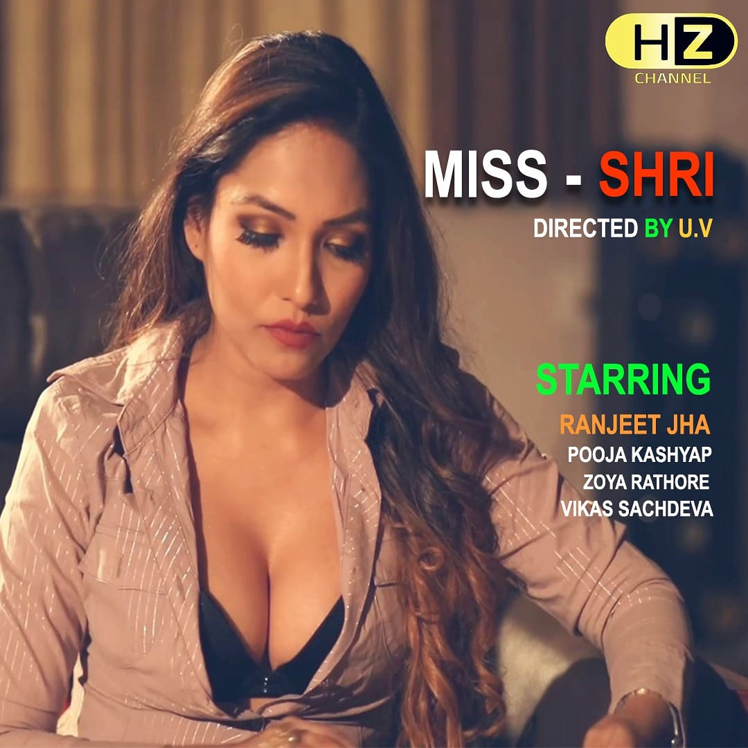 Miss Shri 2020 S01E01 Hindi Hootzy Channel Original Web Series 720p HDRip 200MB Download