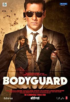 Bodyguard 2011 Hindi 720p HDRip 850MB ESubs
