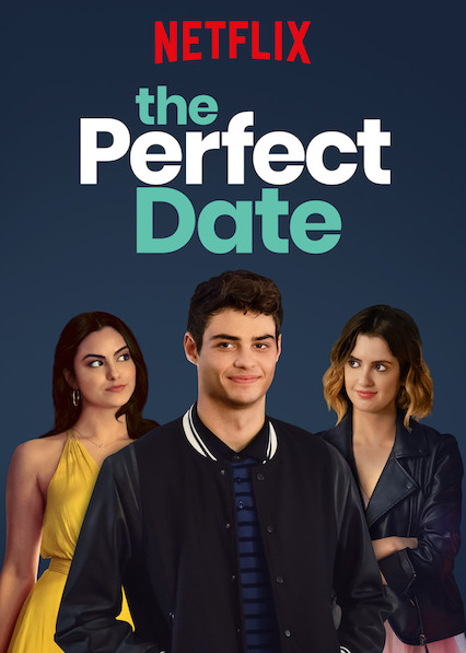 The Perfect Date 2019 Dual Audio 720p NF HDRip [Hindi ORG + English] x264 AAC 650MB Download
