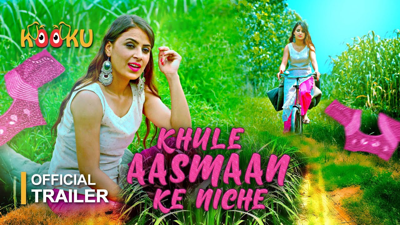 Khule Aasman Ke Niche 2021 S01 Hindi Kooku App Original Web Series Official Trailer 1080p HDRip Download