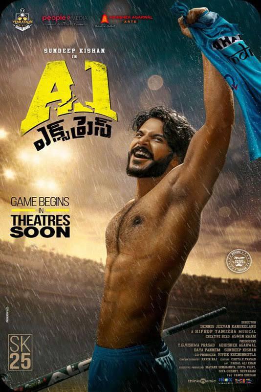 A1 Express 2021 Telugu 480p | 720p Pre-DVDRip  400MB | 900MB Download