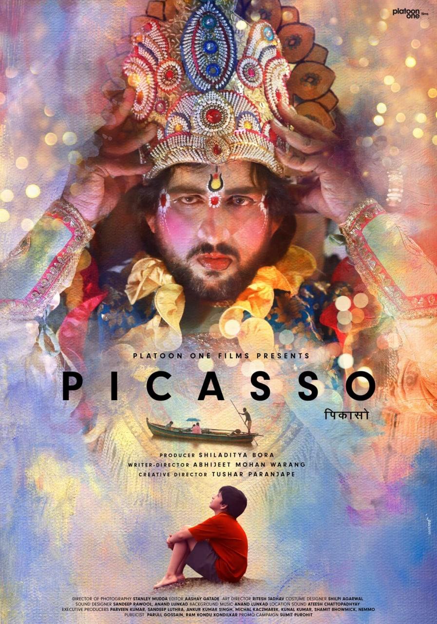Download Picasso 2021 Marathi 720p AMZN HDRip ESubs 500MB