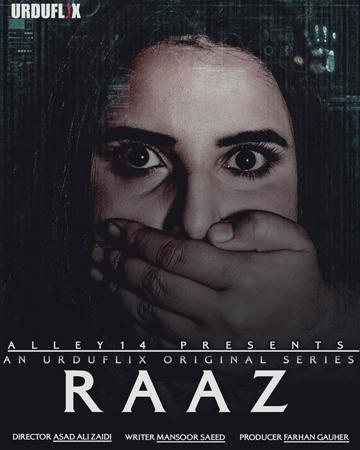 Raaz By Hareem Shah 2021 Urdu 720p HDRip 550MB Download