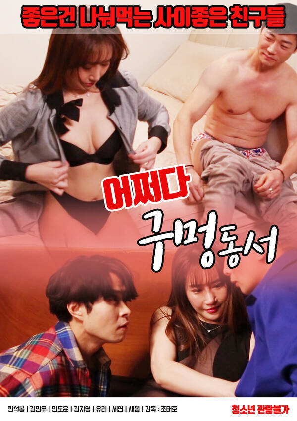 18+ Something Holes Dongseo 2021 Korean Movie 720p HDRip 450MB Download