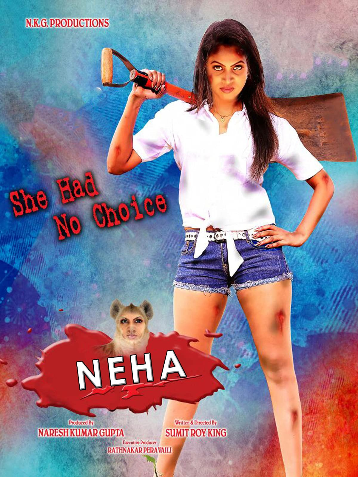 Neha 2021 Telugu 720p HDRip 1.3GB | 373MB Download