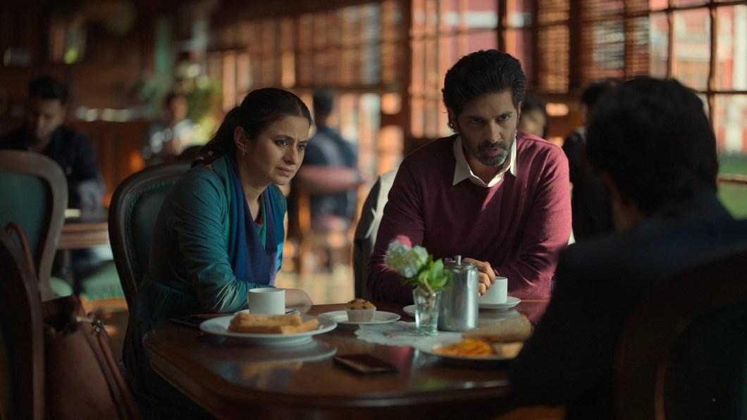Download Out of Love 2021 (Season 2) Hindi {Hotstar Series} WeB-DL