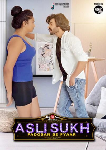 (18+) Asli Sukh Padosan Se Pyaar 2021 S01 Hindi Complete BigMovieZoo Web Series 720p HDRip 180MB Download