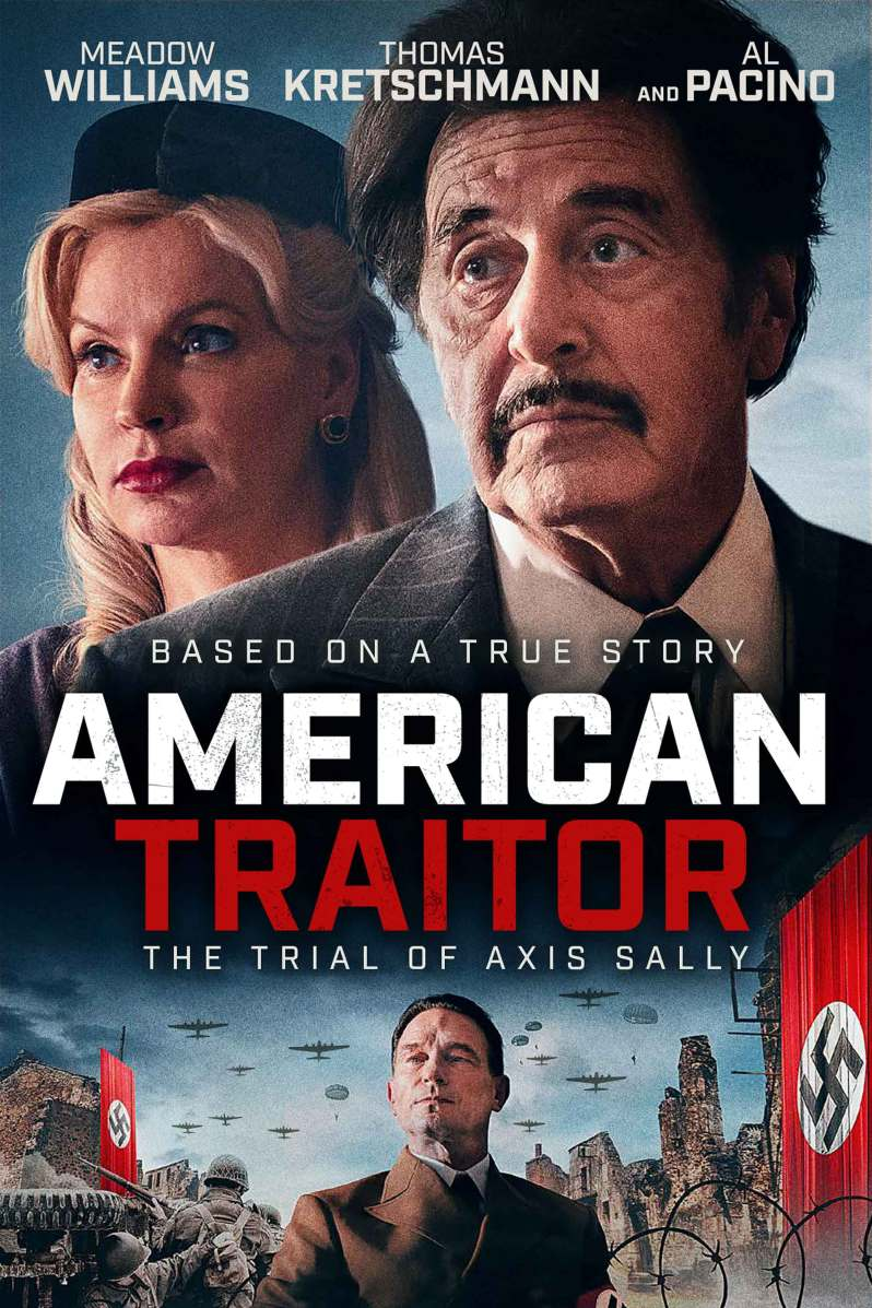 American Traitor The Trial of Axis Sally 2021 English 1080p HDRip 1.37GB  Download Free Download- mkvSeries