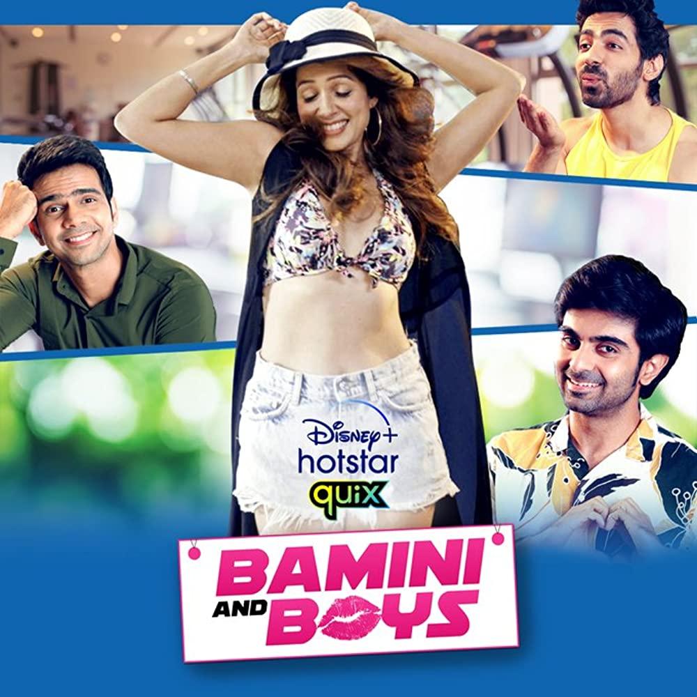 Bamini and Boys 2021 Hindi S01 Complete DSNP Original Web Series 720p HDRip 1.6GB | 774MB Download