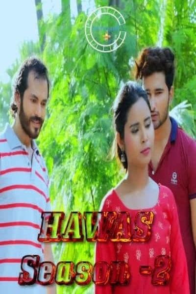 18+Hawas 2021 S02E02 Hindi Nuefliks Originals Web Series 720p HDRip 180MB Download