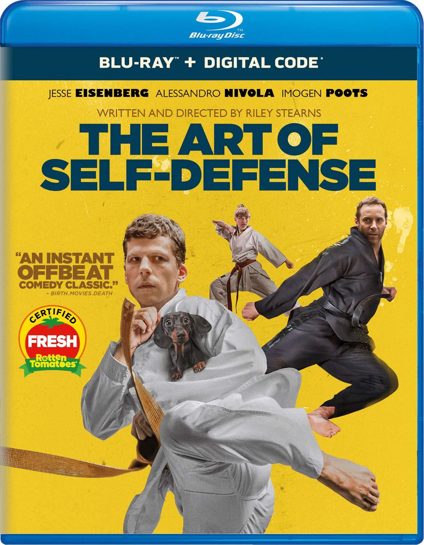 The Art of Self Defense 2019 Hindi ORG Dual Audio 720p BluRay  900MB | 300MB Download