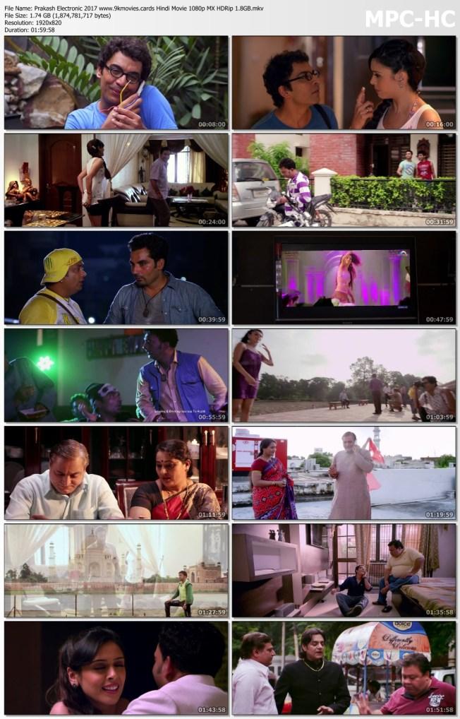 Download Prakash Electronic 2017 Hindi Movie 1080p MX HDRip 1.8GB