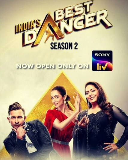 India's Best Dancer S02EP03 (23th October 2021) Hindi 720p HDRip x264 530MB Download