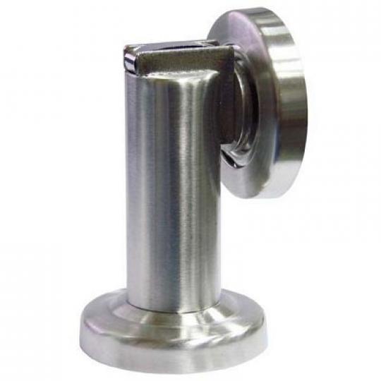 重型不銹鋼強力磁性門檔L-7994-1(圓柱形):力鋒國際企業有限公司~各式五金批發