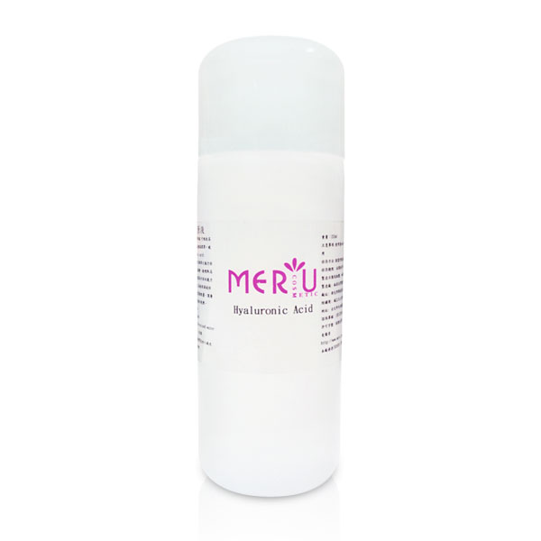 保濕系 玻尿酸原液:城乙化工原料有限公司 MERU
