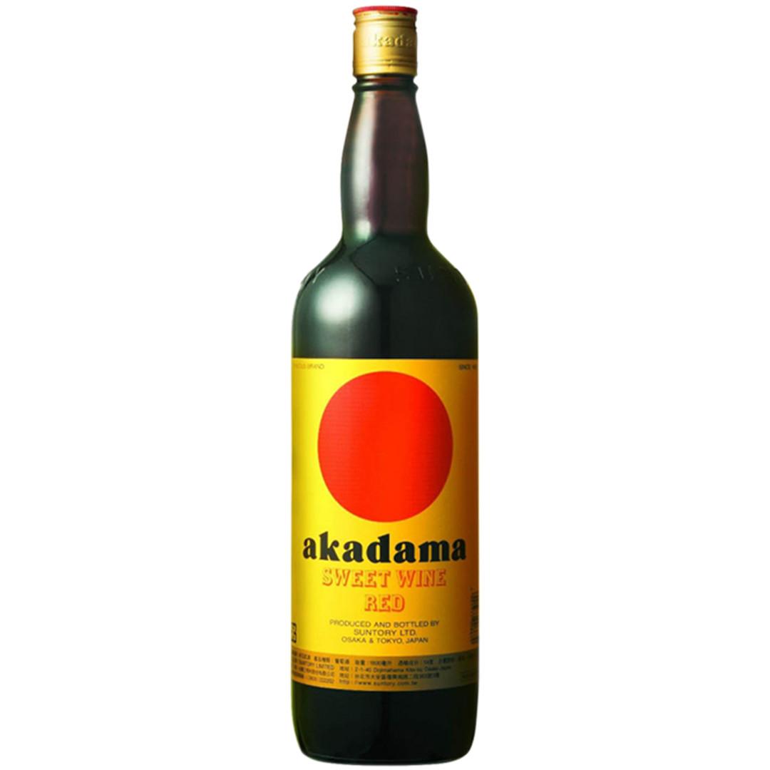 Suntory 三得利赤玉紅葡萄酒:洋酒城洋酒量販連鎖