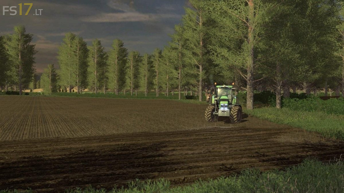 New Farming Simulator 2017 Map