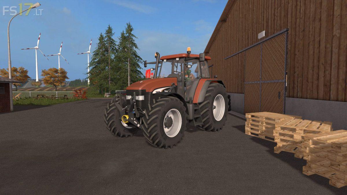 New Holland Tm 175 190 V 2 0