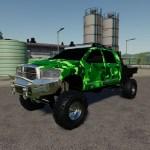 Dodge Mega Cab Flatbed V 1 0 Fs19 Mods