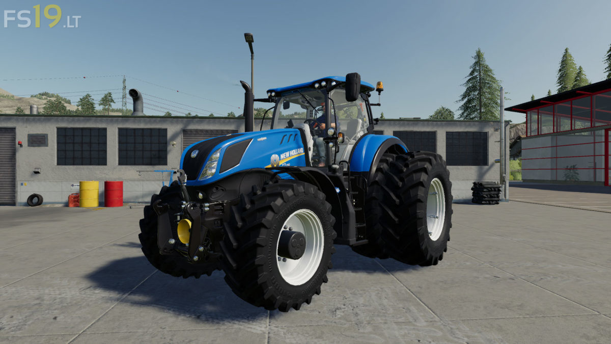 New Holland Us Edition Tractors Pack V 1 0