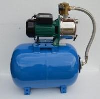Hauswasserwerk 50L 1,1kW Druckschalter oder Pumpensteurung ...