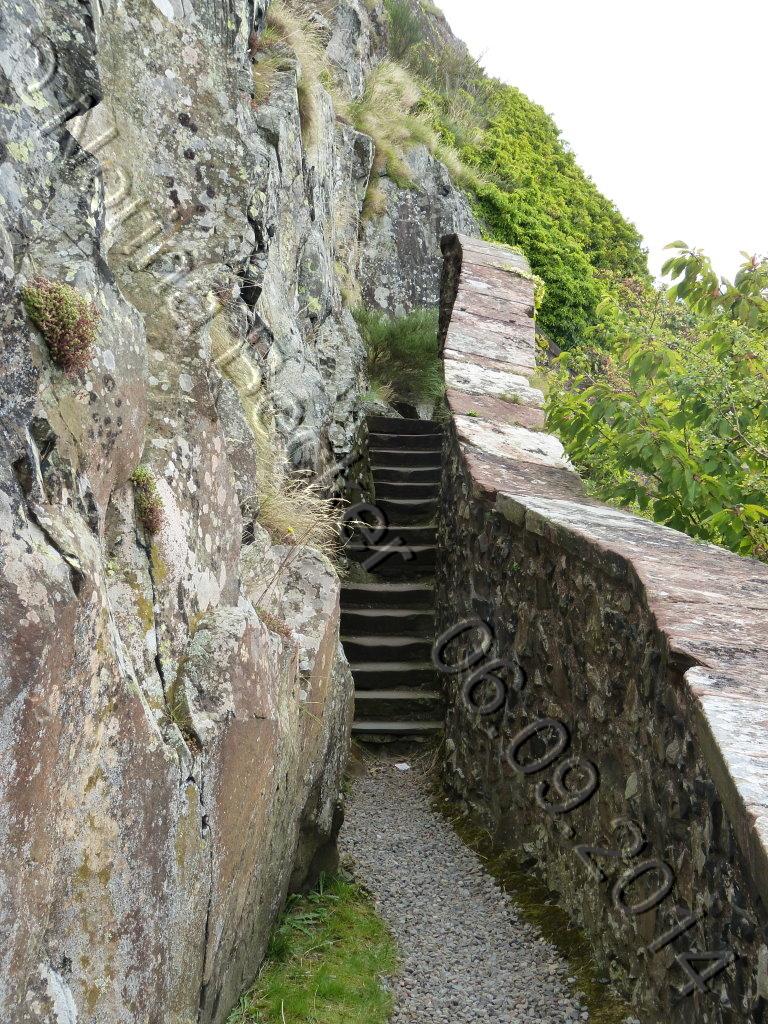 Dumbarton Castle 02 2014