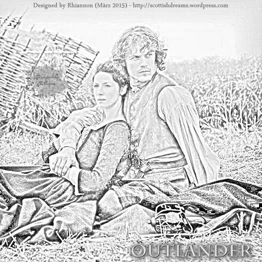 Outlander Pencila Drawing No. 2