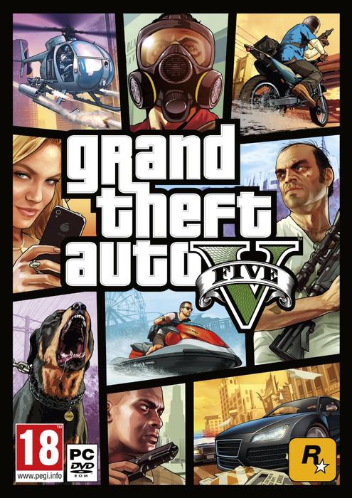 Grand Theft Auto V GTA V Español Latino