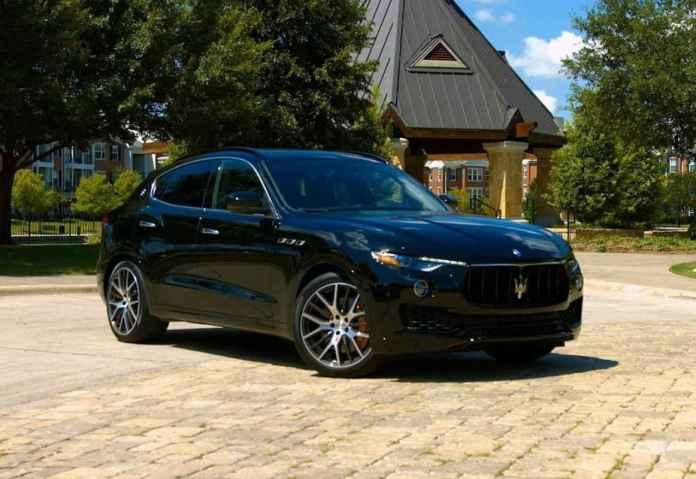 2017 Maserati Levante S Test Drive Carprousa