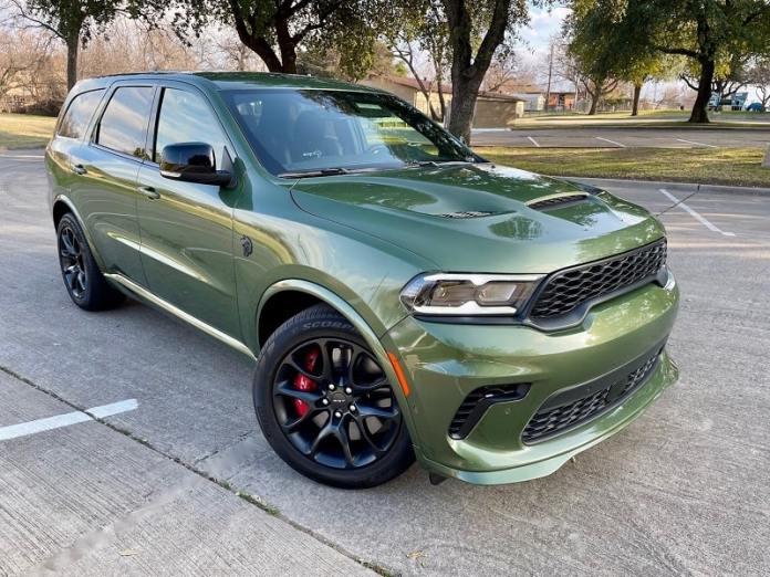 2021 Dodge Durango Srt Hellcat Review Carprousa