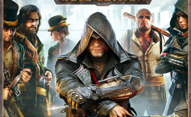 Action Assassins Creed Syndicate Gold Edition Multi16