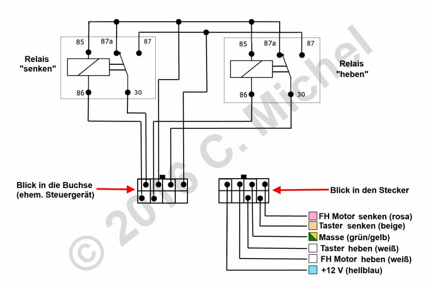 Stromlaufplan Xsara Picasso
