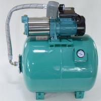 Hauswasserwerk 80 L Pumpe 1300W INOX Druckschalter oder ...