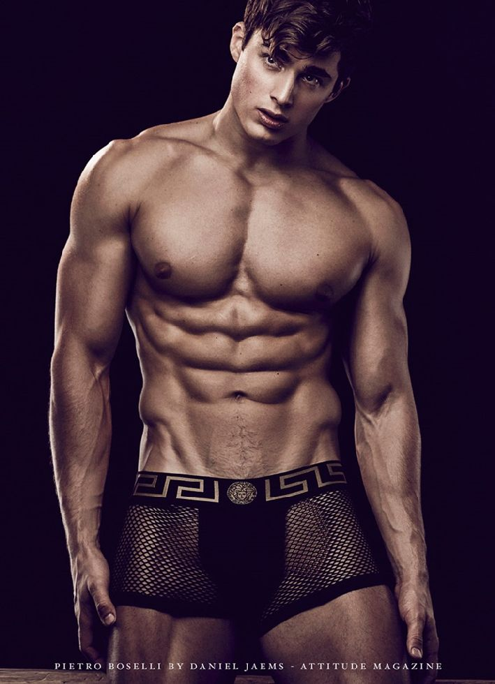 Pietro Boselli by Daniel Jaems