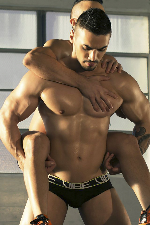 "Arad Winwin ""Vibe"" - Andrew Christian Underwear"