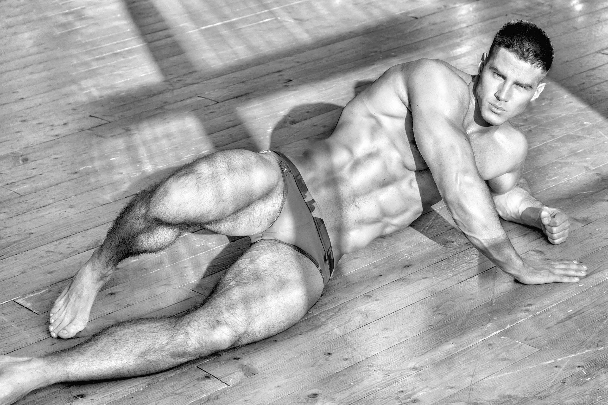 Dmitry Averyanov by Sasha Kosmos