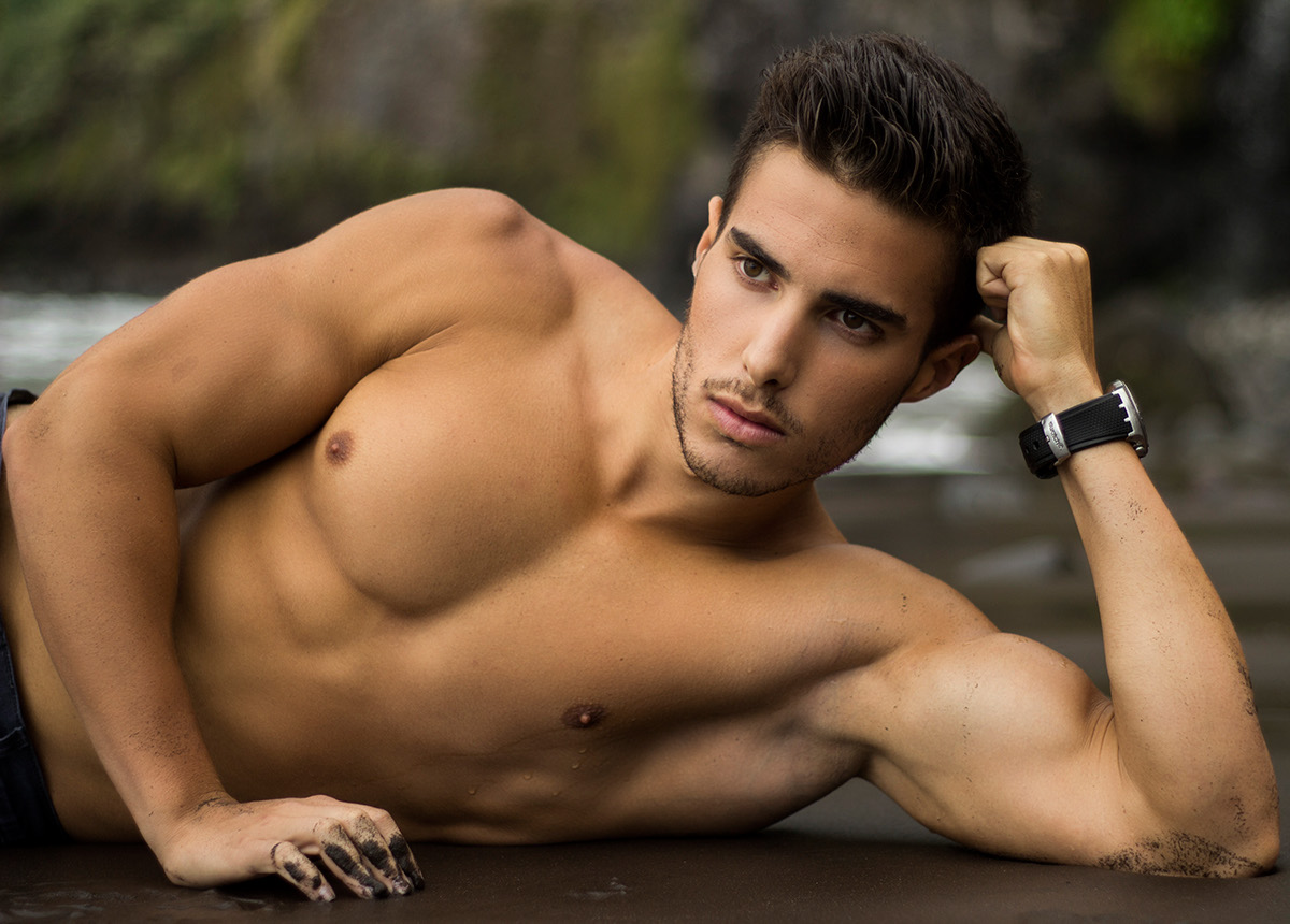 António Camacho by Pedro Miranda - The Perfect Man