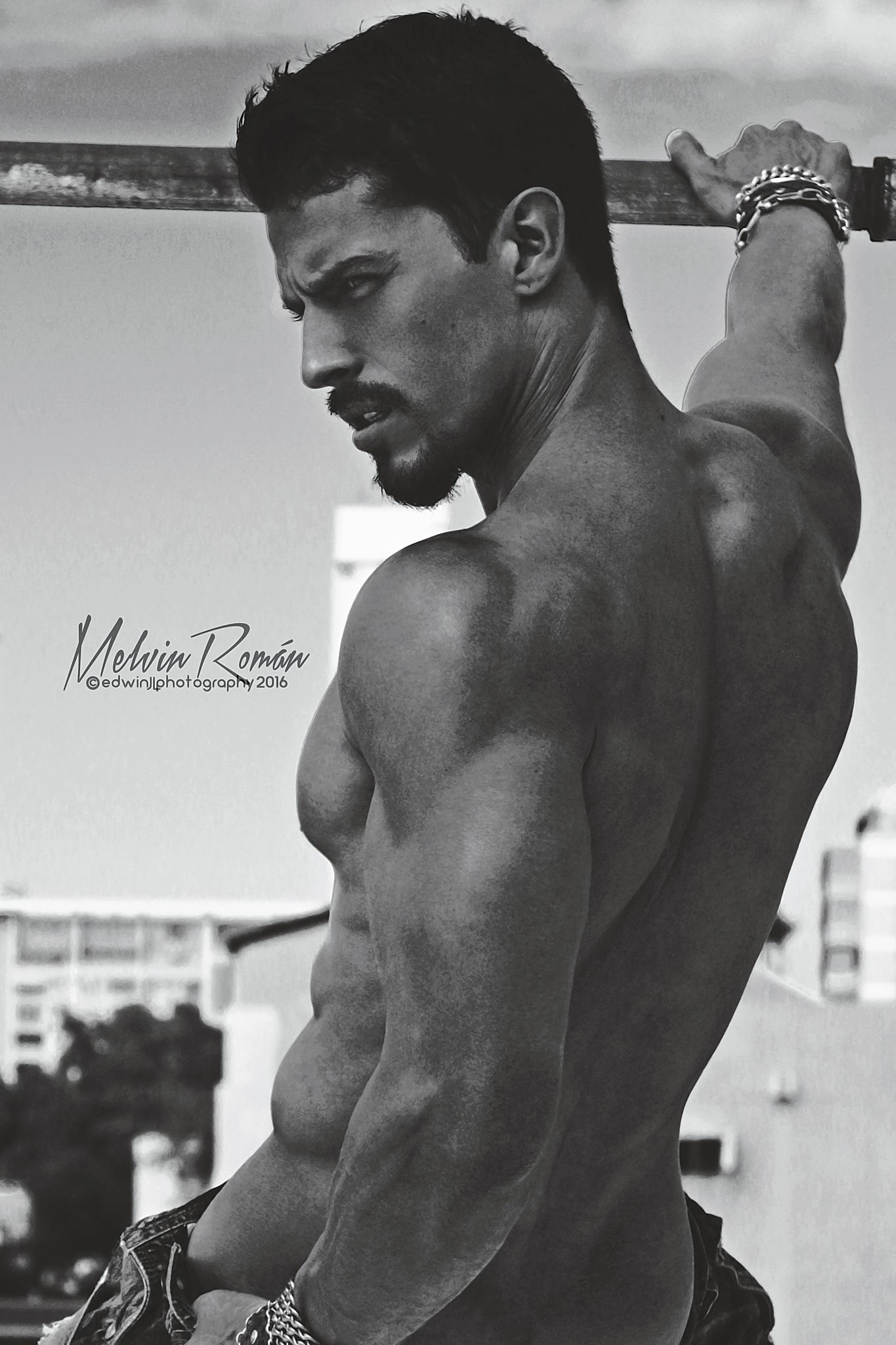 Melvin Roman by Edwin Lebron