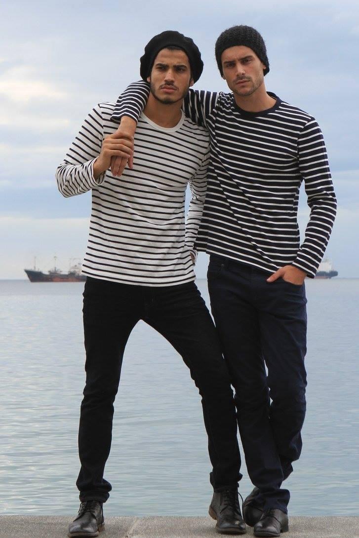 Ander & Kane by Lonliwen (Summer striped)