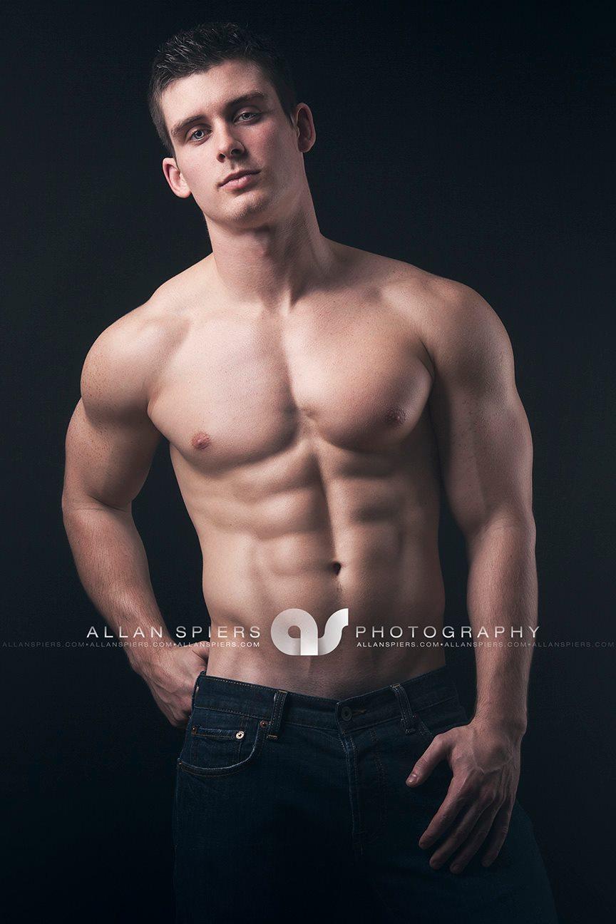 Gunnar DeWitt by Allan Spiers