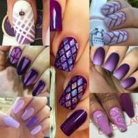 Ombre Nail Art Design Tutorial | easy nail art tutorial ...