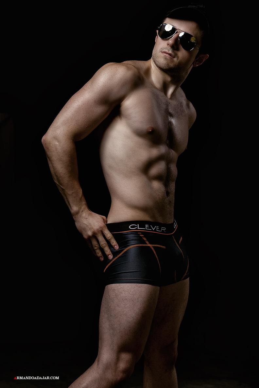 Nelson Marin by Armando Adajar - Clever Underwear