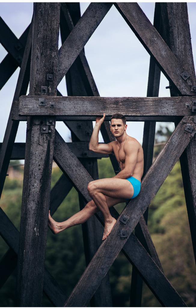 Sam McDougall by Cortusz - Teamm8 Underwear