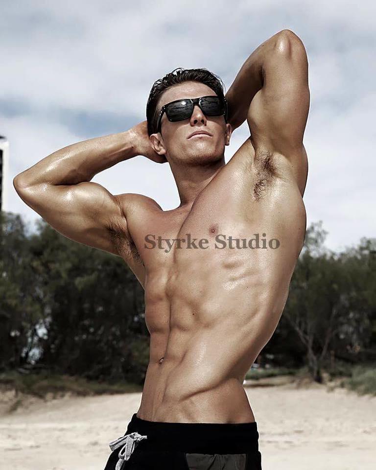 Ben Pearce by Styrke Studio