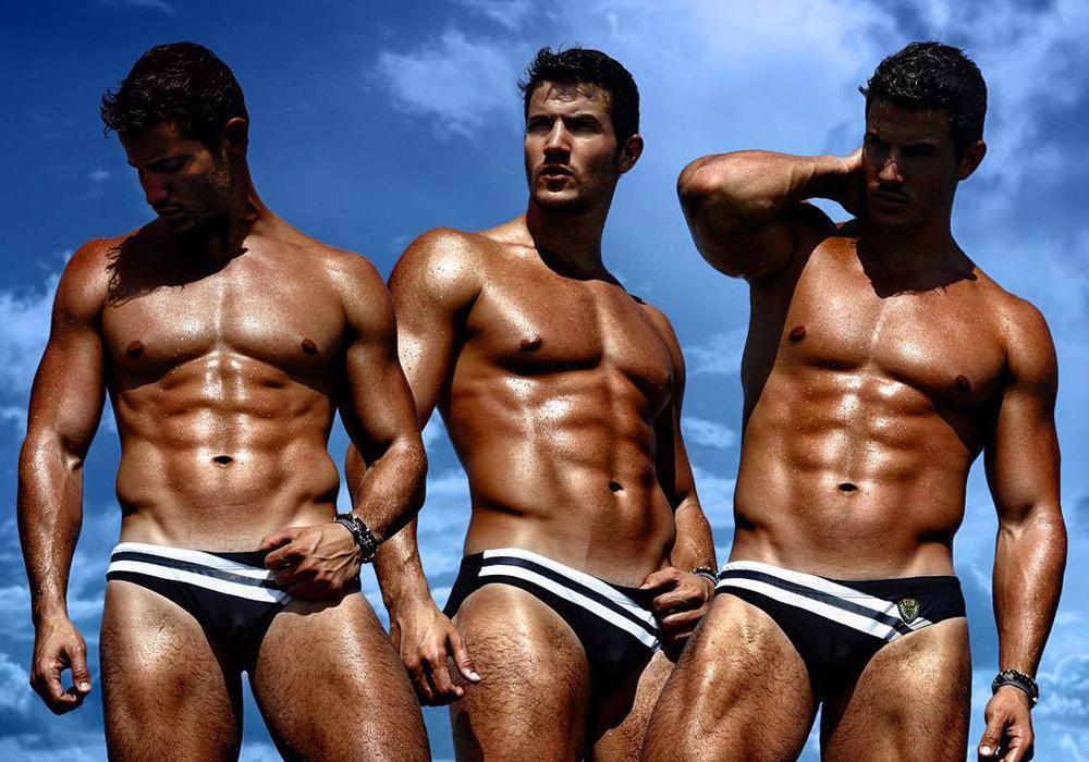 Marcuse Swimwear by Stevan Reyes