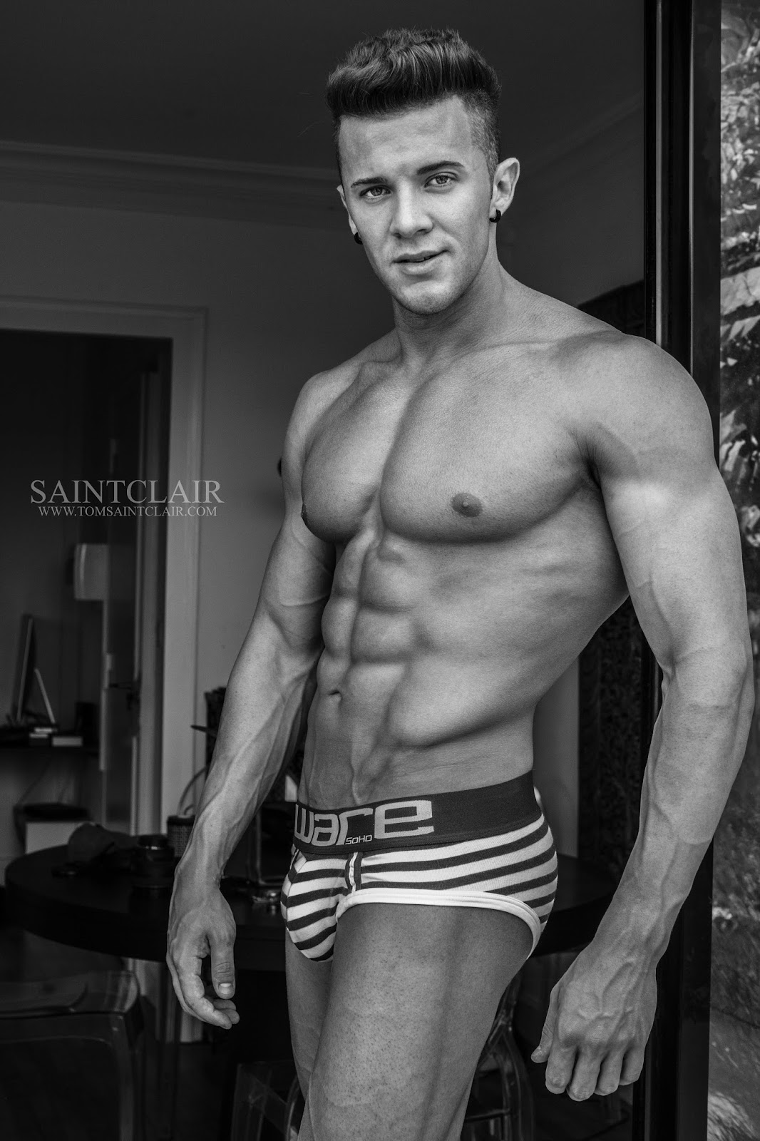 Nicolas Jordy by Tom Saint Clair