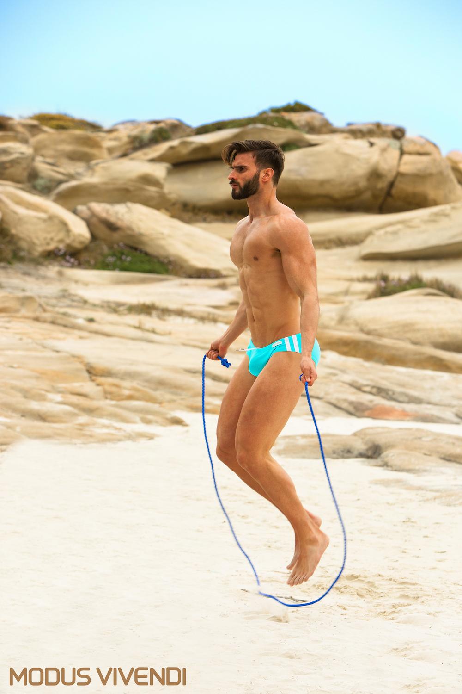Modus Vivendi swimwear - Neon Athletic