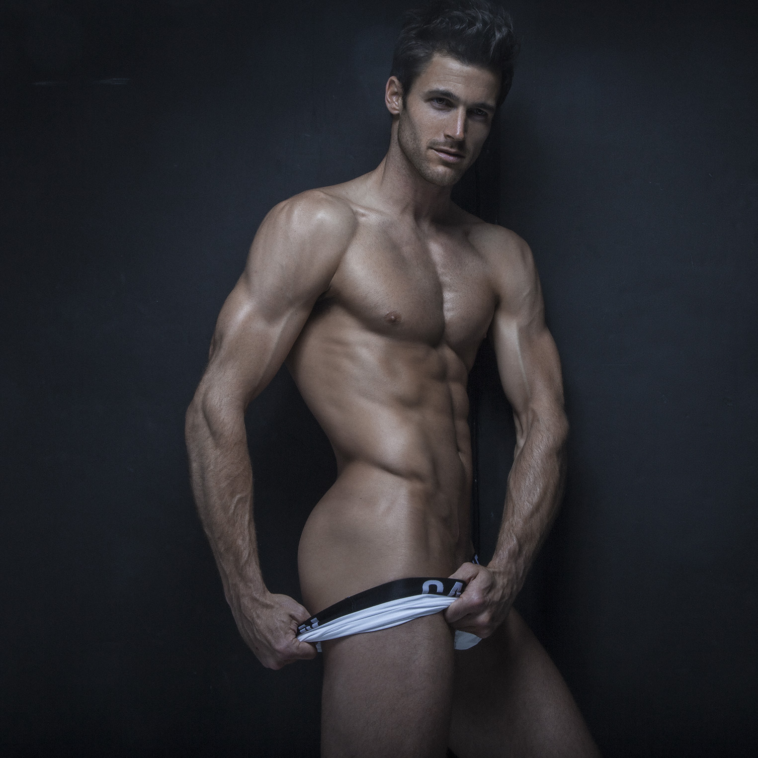 Lance Parker by Rick Day