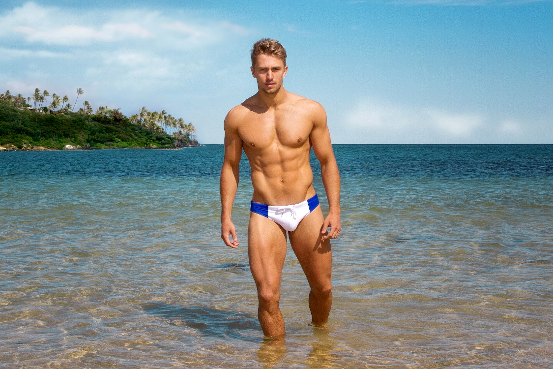 "James Yates by Simon Le ""Hunter & Crew Solstice Collection"""
